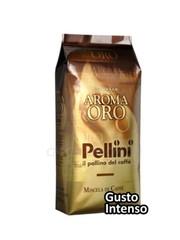 Pellini Aroma Oro Gusto Intenso zrnková káva 1 kg