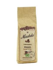 Mirabela čerstvá káva Brasilia Santos 100% Arabika 225g