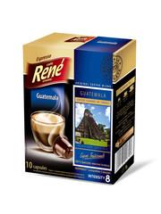 René Guatemala 10x kapsle pro Nespresso