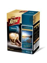 René Costa Rica 10x kapsle pro Nespresso