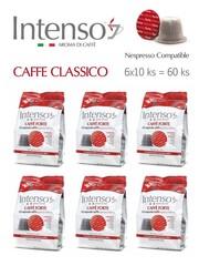 Intenso kapsle Forte 60 ks (pro kávovary Nespresso)