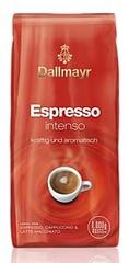 Dallmayr Espresso intenso zrnková káva 1 kg