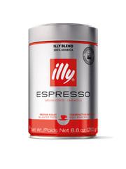Illy Espresso mletá káva 250 g