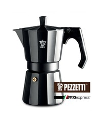 Moka konvice Pezzetti LuxExpress 6 šálků antracit