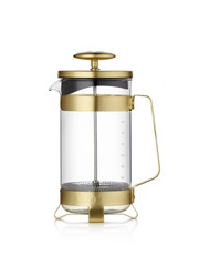 Barista & Co french press na 8 šálků Electric gold/zlato