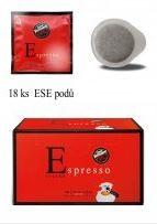 Vergnano Espresso ESE pody 18 ks