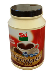 Horká krémová čokoláda Su 1 kg