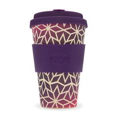 Ecoffee cup Stargrape bambusový hrnek, 400ml