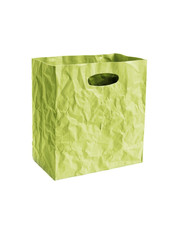 Surplus plastový úložný box 324 x 312 x 161 mm, zelená