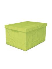 Surplus plastový box s víkem 223 x 400 x 300 mm, zelená