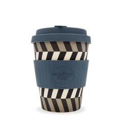 Ecoffee cup Look Into My Eyes bambusový hrnek, 350 ml
