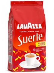 Lavazza Suerte zrnková káva 1 kg
