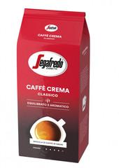 Segafredo Caffé Crema Classico zrnková káva 1 kg