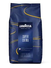 Lavazza Super Crema zrnková káva 1 kg