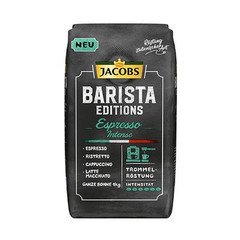 Jacobs Barista Editions Espresso Intense zrnková káva 1 kg