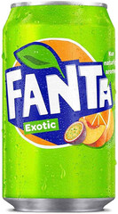 Fanta Exotic 330ml