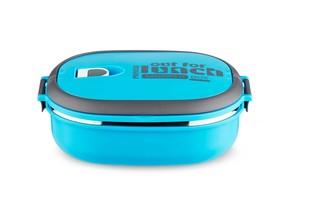 Pioneer svačinový box, modrý